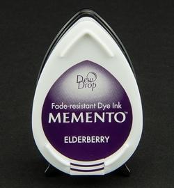Memento Dew Drop - Elderberry 507