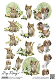 Amy Design - CD10763 - Dieren