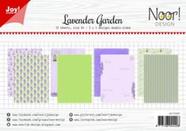 6011/0591 - Papierset - Lavender Garden