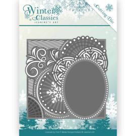Jeanine's Art- JAD10016 - Winter Classics - Curly Frame