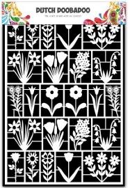 472.948.021 Laser Paper Art A5 Flowers