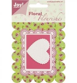 6003-0005 Floral Flourishes - Hart