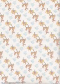 Disney - Vellum - vellumpooh12 Winnie, Tijgertje en Roe, kerstbomen