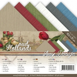 Amy Design - AD-4K-10007 Linnenpakket - 4K - Oud Hollands
