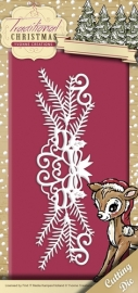 Yvonne Creations - YCD10055 Traditional Christmas - Holiday Garland