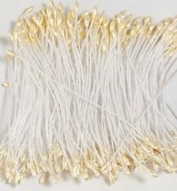 Meeldraden crème ivoor 144pcs 1mm 12257-5712