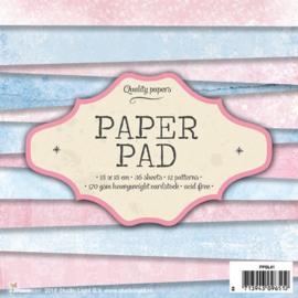 Studio Light Paper pad 36 vel 12 designs nr 41 PPSL41 15x15cm