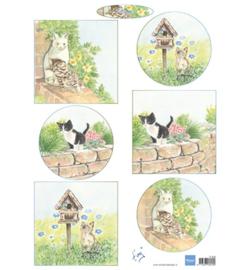 Marianne Design - IT608 - Tiny's kittens