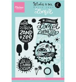 Marianne Design - Karin Joan - KJ1713 - Zomer