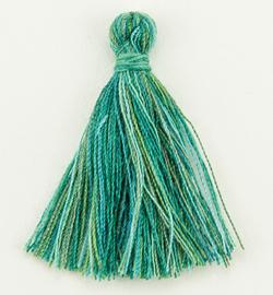 Kwastjes 12317-1704 - Tassel Green shades