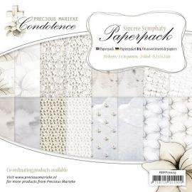 Precious Marieke - PMPP10004  Paperpack - Condoleance
