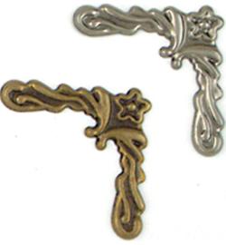 Decoratie hoekjes 11810-2003
