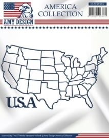 Amy Design - America Collection - USA USAD10001