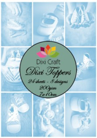 Dixi Craft Toppers ET0116