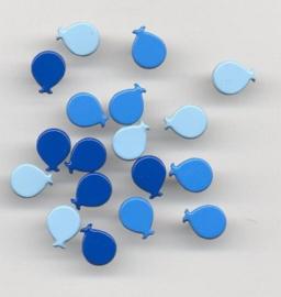Balon splitpennen 18 stuks
