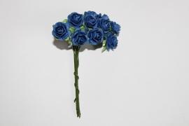 Bloemen blauw 7