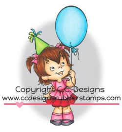 C.C. Designs - Birthday Twila RB1081