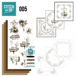 STDO005  Stitch and Do 5 - Condoleance