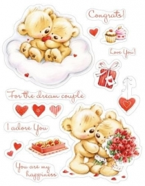 ScrapBerry's My Little Bear SCB071202b
