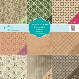 Nellie Snellen - PABL002  Paperpad Choice of vintage