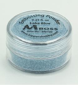 Mboss Embossing powder Lake Blue