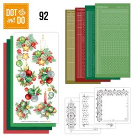 Dot and Do 92 - Kerstkaarsen DODO092
