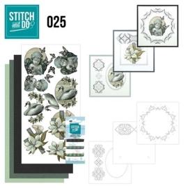 STDO025  Stitch and Do 25 - Condoleance
