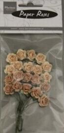 Marianne Design Paper Roses RB2218 peach