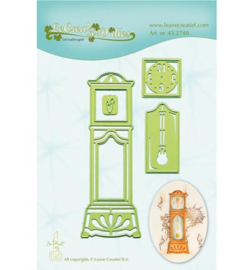 Lea'bilitie 45.2748 Grandfather Clock