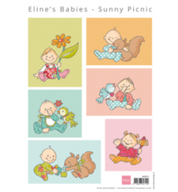 Marianne Design AK0074 - Eline's Sunny Picnic