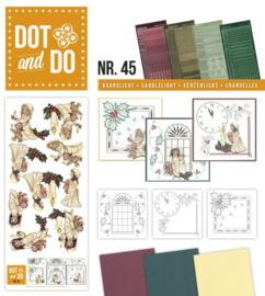 Dot and Do 45 - Kaarslicht DODO045