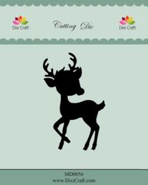 Dixi Craft MD0056 Elegant Deer