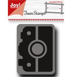 6410/0453 Foam Stamps Camera