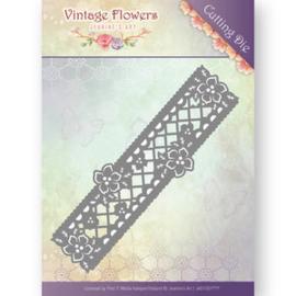 Jeanine's Art - JAD10033  Vintage Flowers - Floral Border