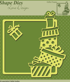 Nellie Snellen - Nellie's Choice - SDL006 Lene Design - Gifts frame