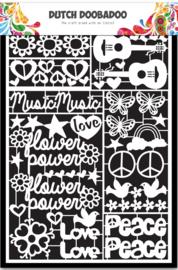 472.948.032 Paper Art Flower Power