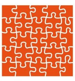 Marianne Design DF3422 Puzzle