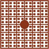 pixelmatje 353 - roodkoper