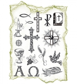4003.041.00 Christen Symbolen