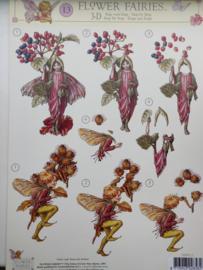 Studio Light - Flower Fairies - Stapff13
