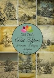 Dixi Craft - Dixi Craft Toppers Set ET0006
