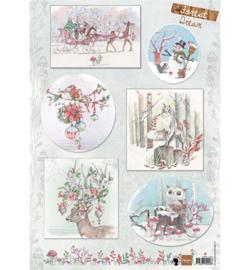 Marianne Design EWK1263 - Els Forest Dream 2