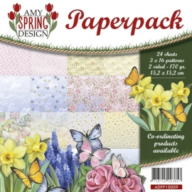 Amy Design -  ADPP10009  Paperpack - Spring