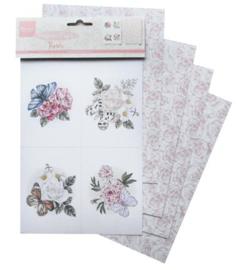 Marianne Design - Perfumed Paper Roses CA3130