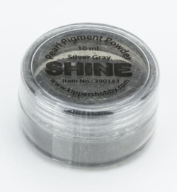 SHINE Pigment Poeder Silver Gray (390143)