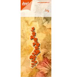 6002/1026 - Snij-embosstencil - Noor - Klimop