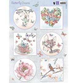 Marianne Design - EWK1267 - Butterfly Dreams