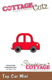 CottageCutz Toy Car Mini (CC-MINI-164)