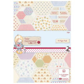 PMA160102 Tilly Daydream - A5 Paper Pack 32pk