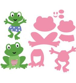 Marianne Design COL1352 Frog